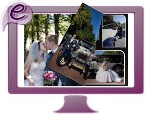 e brochure monitor wedding 300