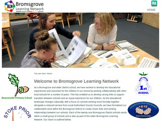 http://www.bromsgrovelearningnetwork.co.uk
