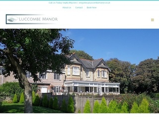 http://www.luccombemanor.co.uk