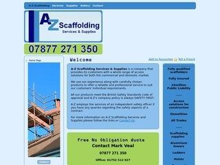 http://www.a-zscaffolding.com
