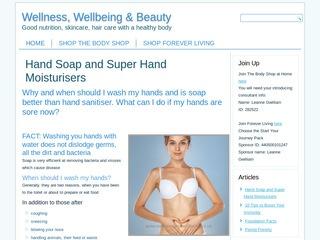 http://www.wellnessandwellbeing.co.uk